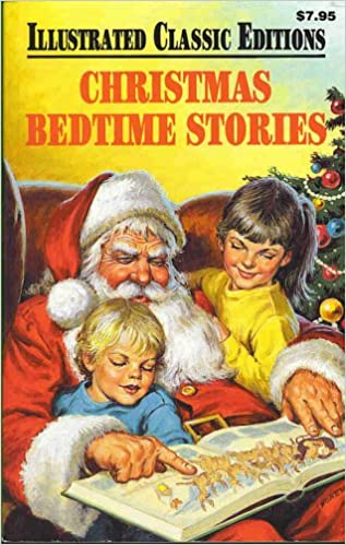 christmas bedtime stories illustrated classic editions claudia vurnakes jesse verner amazoncom books - Christmas Bedtime Stories