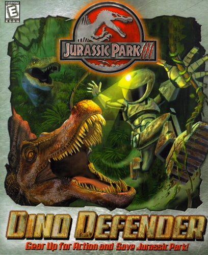 Jurassic Park III Defender mac pc