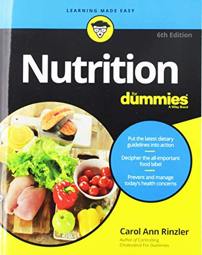 Nutrition For Dummies (Nutrition)