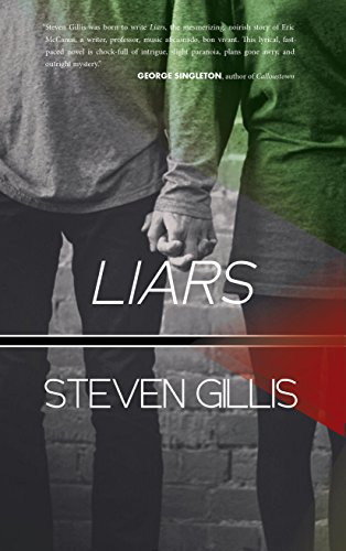 Liars by [Gillis, Steven]