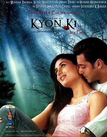 kyon ki movie video song free