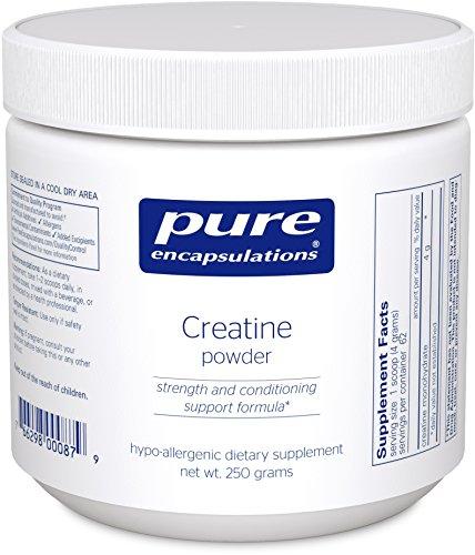 Pure Encapsulations Creatine Hypoallergenic Conditioning