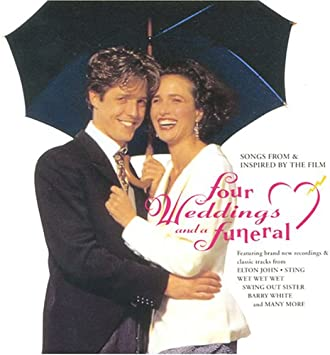 Four Weddings And A Funeral 1994 Ltd Reissue Amazon Co Uk Music