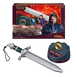 Amazon Com Lord Of The Rings Warrior Of Middle Earth