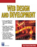 img - for Web Design and Development by Kelly Valqui (2001-01-05) book / textbook / text book