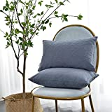 Best Pillow Case For Couches - Kevin Textile Set of 2, Decorative Pillowcases Review