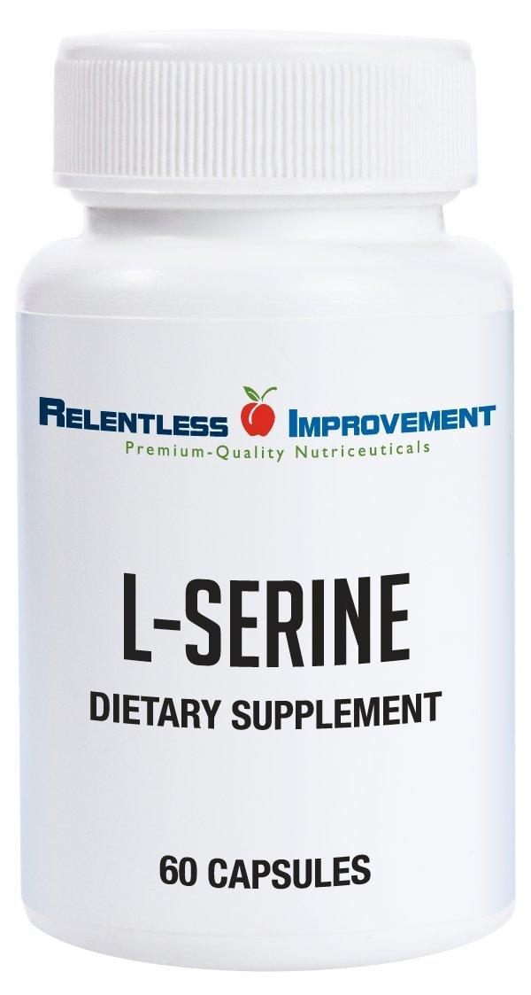 Relentless Improvement L Serine