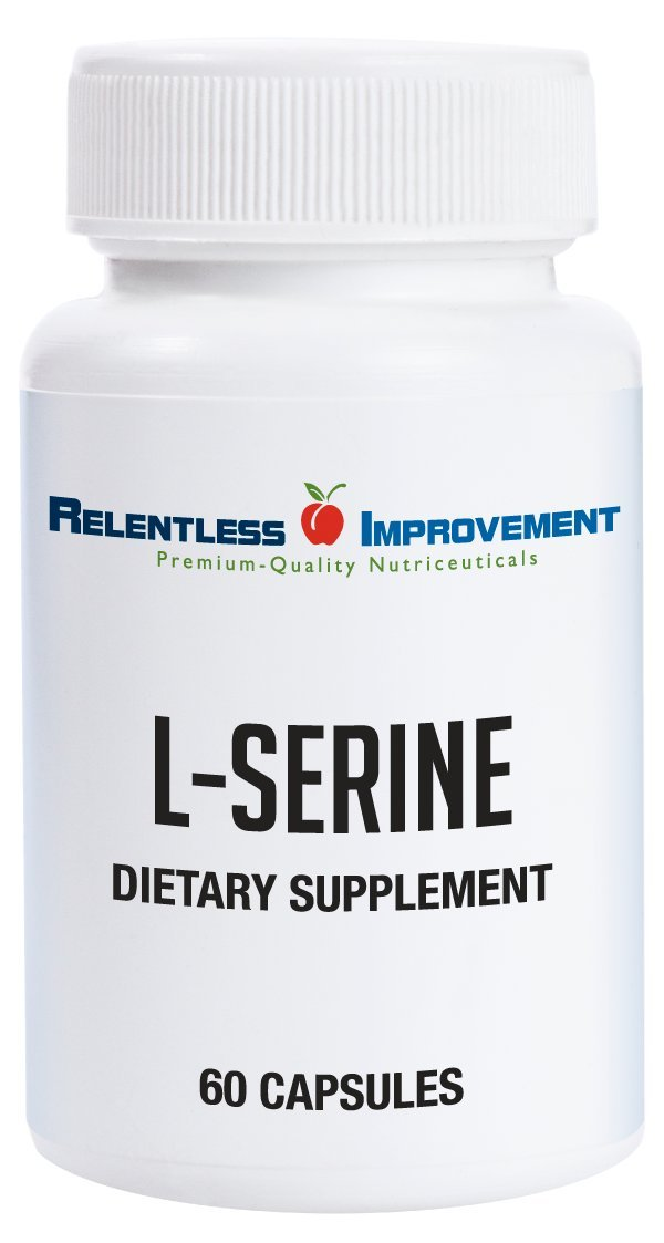 Relentless Improvement L Serine by Relentless Improvement