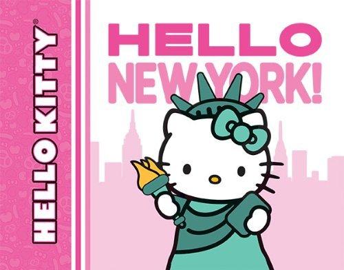 Hello Kitty, Hello New York! by Sanrio (2014-05-13)