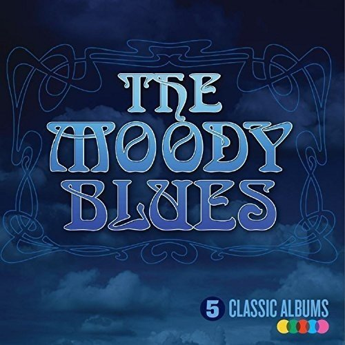 5 Classic Albums (The Best Of The Moody Blues)