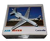 Schabak 1:600 Scale Diecast 944/137 Air Inter Sud Aviation Caravelle Diecast