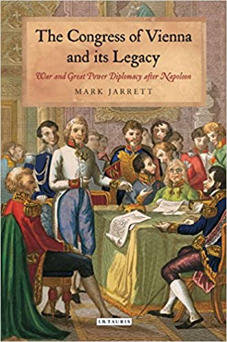 Image result for the congress of vienna by mark jarrett