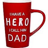 18 oz Dad Coffee Mug with:
