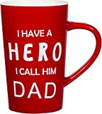 number 1 dad coffee mug - 18 oz Dad Coffee Mug with: