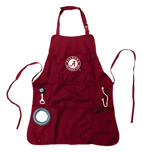 Team Sports America Alabama Crimson Tide Grilling Apron ()