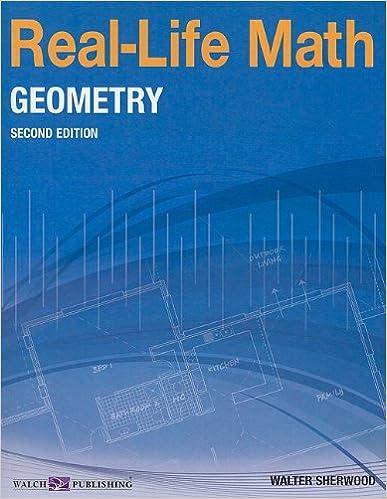 Amazon.com: Real-Life Math for Geometry, Grade 9-12 (Real-Life ...