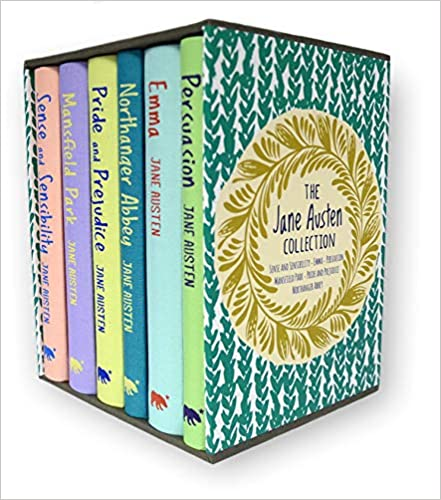 jane austen collection