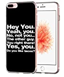 Iphone 7 Plus Case- Topgraph [Soft Tpu Slim Fit Protective] Apple Iphone 7 Plus Protective Cover quotes funny for girls