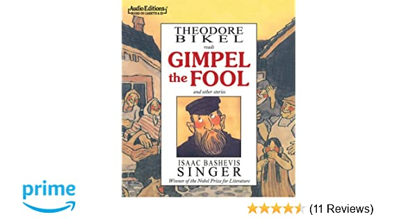 gimpel the fool text