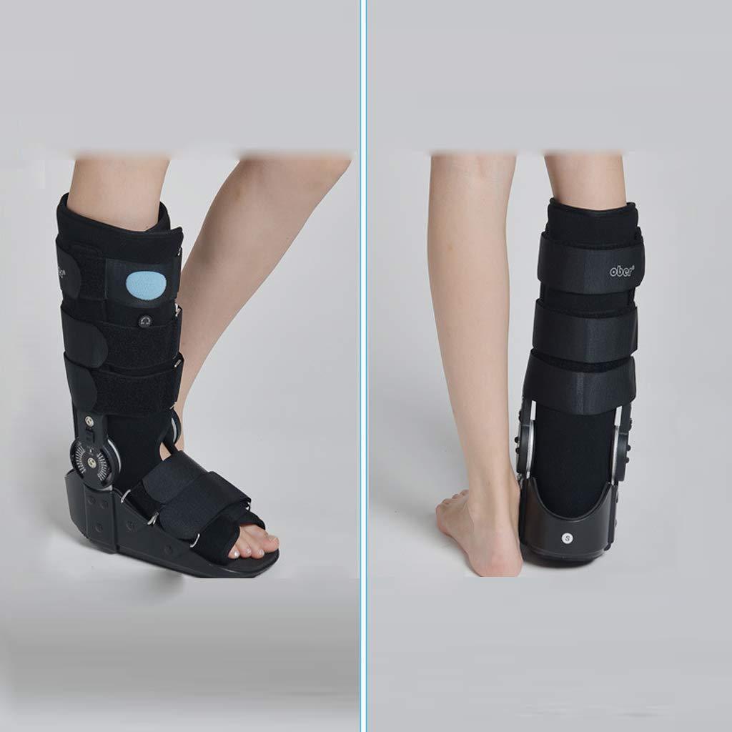 Botines de tobillo derecho, fractura de tendón de Aquiles, zapatos de fractura de rehabilitación (Tamaño : Metro): Amazon.es: Salud y cuidado personal
