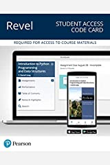 Revel for Introduction to Python Programming and Data Structures -- Access Card Misc. Supplies