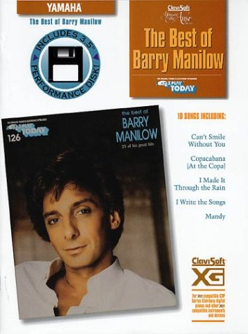 The Best of Barry Manilow - E-Z Play Today