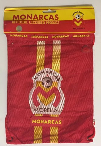 fan products of MONARCAS de MORELIA CINCH BAG, Authentic Merchandise Mexico