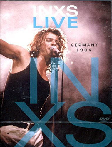 - Inxs : Live in Germany 1984 ~ Dvd [Import] Region 0 | Ntsc | Micheal Hutchence Video- 80's Mtv| New Wave