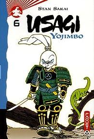 Usagi Yojimbo, tome 6  par Stan Sakai