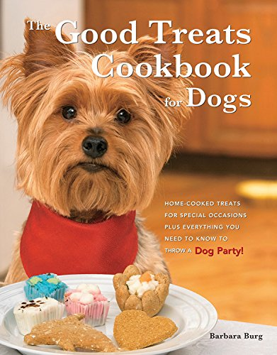The Good Treats Cookbook for Dogs