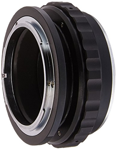 Fotodiox DLX Stretch Lens Mount Adapter - Canon FD & FL 35mm SLR lens to Sony Alpha E-Mount Mirrorless Camera Body with Macro Focusing Helicoid and Magnetic Drop-In Filters by Fotodiox