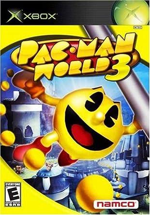 Amazon Com Pac Man World 3 Artist Not Provided Video Games