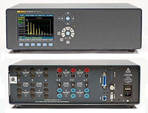 fluke-norma-5000-6-phase-high-precision-power-analyzer-with-pp64-channel-ieee488-and-ethernet-interf