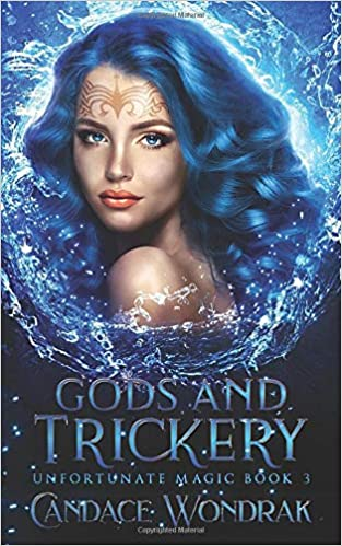 Amazon Fr Gods And Trickery A Reverse Harem Fantasy