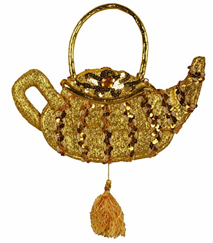 Forum Novelties Genie Lamp Handbag (Magic Lamp Costume)