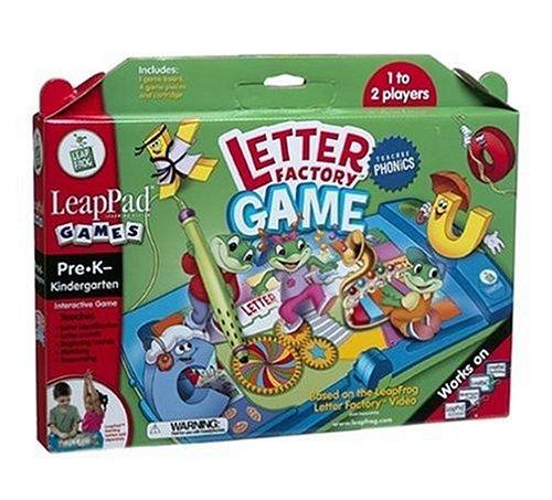 Amazon.com: LP GAME: Letter Factory: Toys & Games
