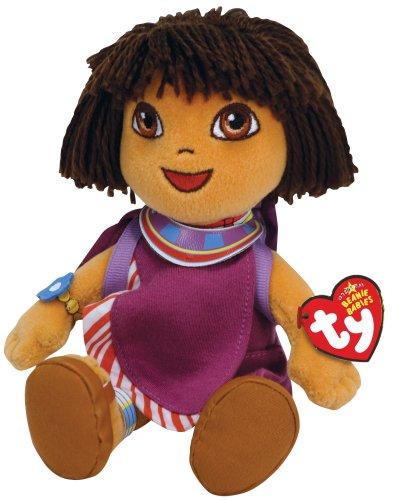 TY Beanie Babies Dora  - Dora World Adventure  Tanzania ()