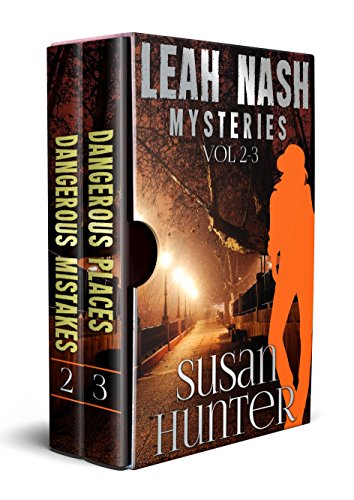 Leah Nash Mysteries 2-3: Leah Nash Mystery Series cover