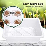 10-Pack Seed Trays Seedling Starter Tray
