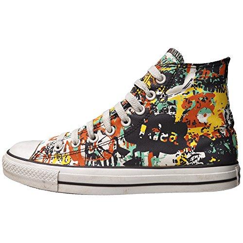 Converse All Star Chucks Color : Braun / Orange Größe: EU: 36.5 UK: 4 Sammlerstück - Street Style Limited Edition 2005 Nummer: 100046F