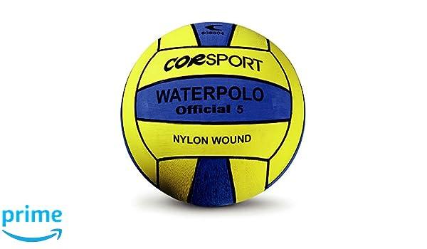 Balón de waterpolo - Tamaño 5 (5): Amazon.es: Deportes y aire libre