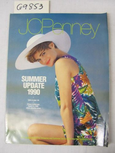 SPRING SUMMER 1990 JCPenney department store catalog