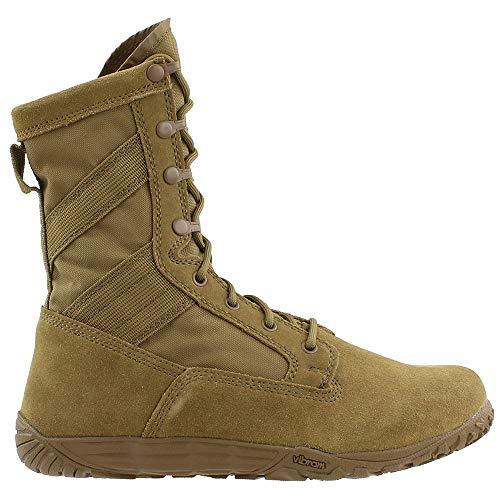 Tactical Research Mens Mini-Mil Boots Tan