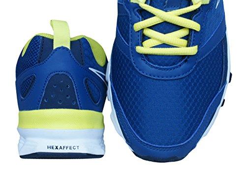 Hexaeffect Baskets En Marine Garon Bleu Blue Reebok Pour PwnxZPO