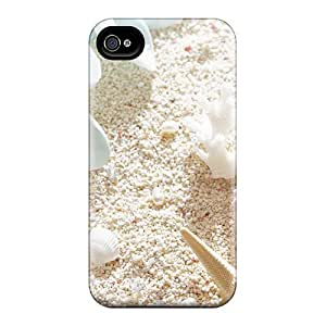 High-end Case Cover Protector For Iphone 4/4s(nature Other Beauty Seabed)