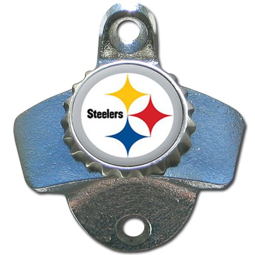 NFL Pittsburgh Steelers Wall Bottle Opener at Steeler Mania