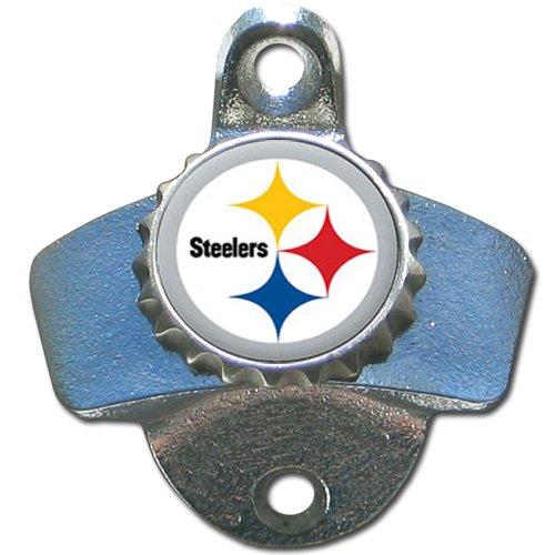 NFL Pittsburgh Steelers Wall Bottle Opener