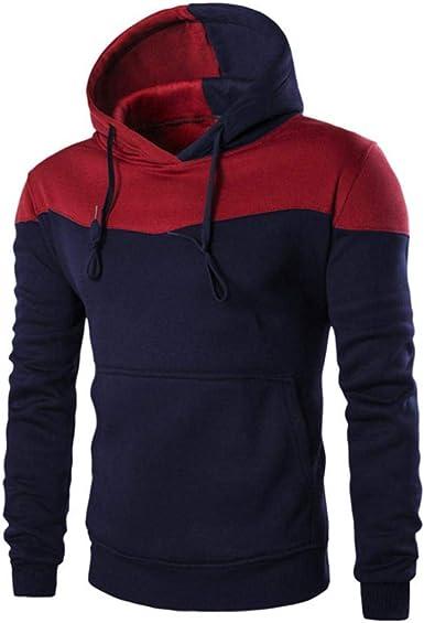 Morwind Sudadera para Hombre, suéteres de Hombres Jersey Crochet ...