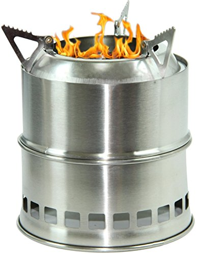 Camping-Wood-Burning-Survival-Stove-Foldable-Portable-Made-Of-Light-Weight-Stainless-Steel-Easy-Fuel-With-Twigs-Leafs-Solidified-Alcohol-Best-Cooking-System-for-Backpacking-Hiking-Camp-Kitchen-Grill
