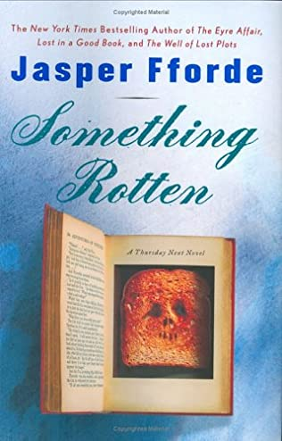book cover of Something Rotten